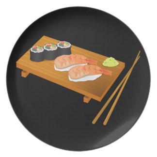Sushi Platos Para Fiestas