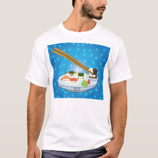 Sushi Platter Light T-Shirt