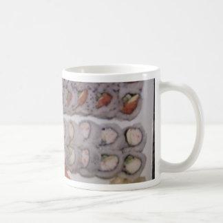 Sushi Platter Mugs
