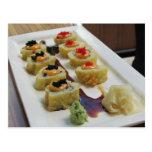 Sushi Postales