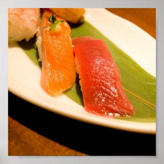 Sushi. Poster