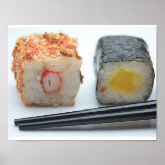 ¡Sushi! Póster