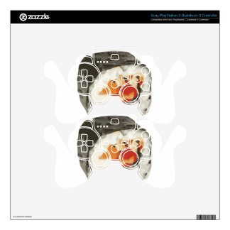 Sushi Roll Japanese Food Lover PS3 Controller Decal