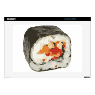 Sushi Roll Japanese Food Lover Skin For Laptop