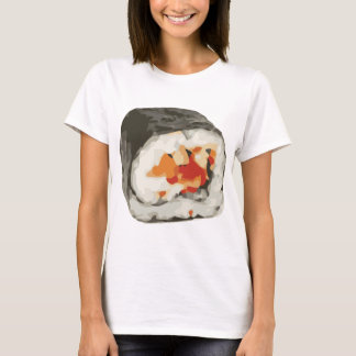 Sushi Roll Japanese Food Lover T-Shirt