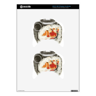 Sushi Roll Japanese Food Lover Xbox 360 Controller Skin