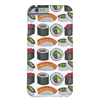 Sushi Roll Spicy Tuna California Rolls Japan Food Barely There iPhone 6 Case