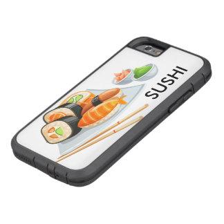 sushi rolls iphone case
