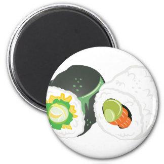 Sushi Rolls Magnet