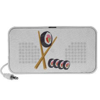 Sushi Rolls Mini Speakers