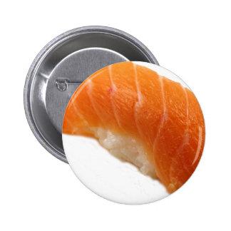 Sushi Salmon nigiri Button