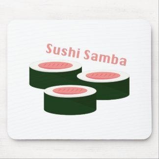 Sushi Samba Mouse Pad