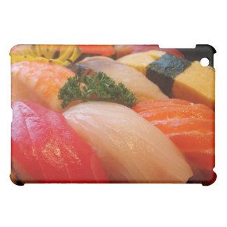 Sushi sashimi photo iPad case