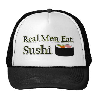 Sushi Saying Trucker Hat