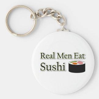 Sushi Saying Keychain
