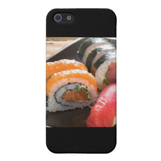 Sushi & Shashami Mix Print On Gifts Tees & Cards iPhone 5 Case