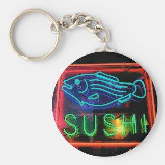 Sushi Sign Keychain