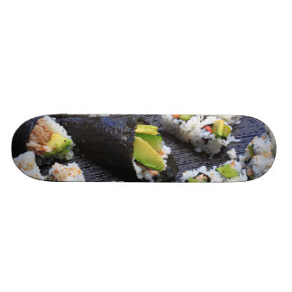 Sushi Skateboard Deck