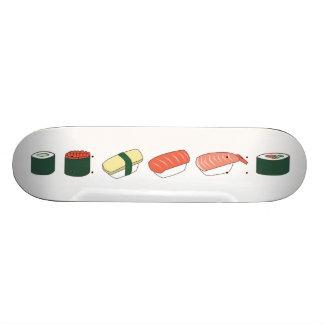 Sushi Skateboard - Natural