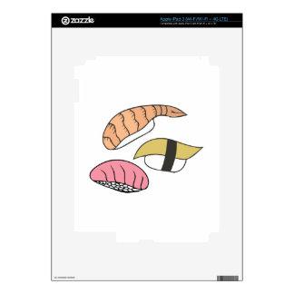 Sushi Skin For iPad 3