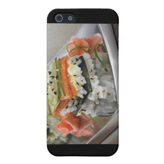 Sushi Squares Gifts Mugs Cards Etc Cover For iPhone 5