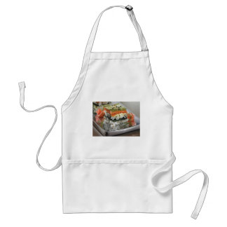 Sushi Squares Gifts Tees Mugs Cards Etc Adult Apron