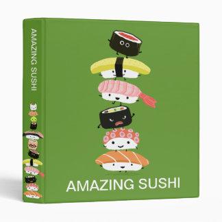 Sushi Stack - Kawaii Tower of Fun Friends Binder