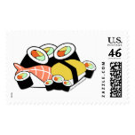 Sushi Stamps