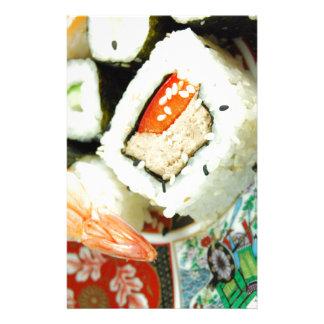 Sushi Stationery