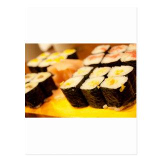 Sushi. Postal