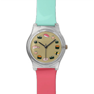 Sushi Time! Funky (Beige) Watch