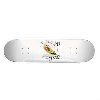 Sushi Time Skateboard Deck