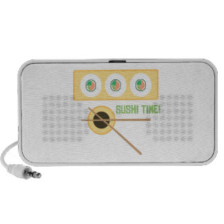 Sushi Time! Portable Speakers