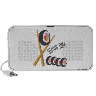 Sushi Time Travelling Speaker