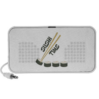 Sushi Time iPod Speaker