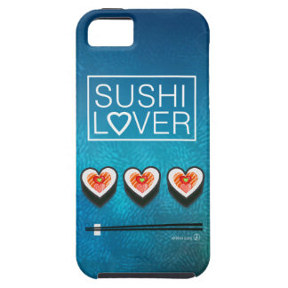 Sushi to lover iPhone SE/5/5s case