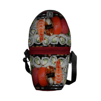 Sushi Tray Courier Bags