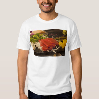 Sushi Tuna Tuna Party Time Fish Food Shirts