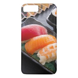 Sushi y rollos funda iPhone 7 plus