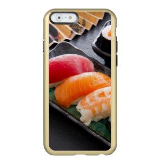 Sushi y rollos funda para iPhone 6 plus incipio feather shine