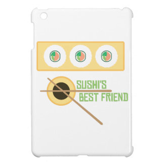 Sushi's Best Friend Case For The iPad Mini