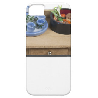 SushiTeaSideTable111112 copy.png iPhone 5 Case
