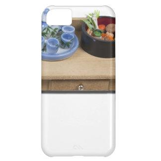 SushiTeaSideTable111112 copy.png iPhone 5C Case