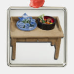 SushiTeaSideTable111112 copy.png Christmas Ornament
