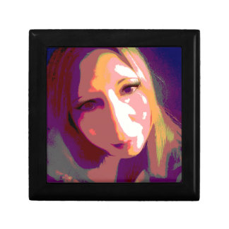Susie Pop Art Jewelry Box