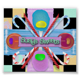 Susie s Sweets Poster