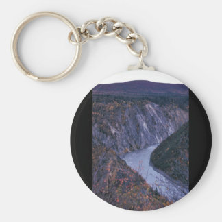 Susitna River Canyon Keychains