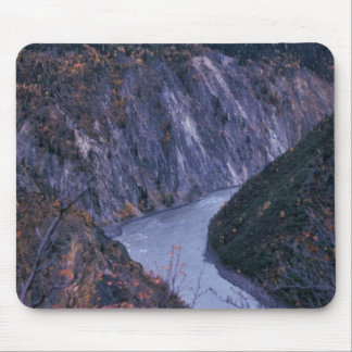 Susitna River Canyon Mouse Pad