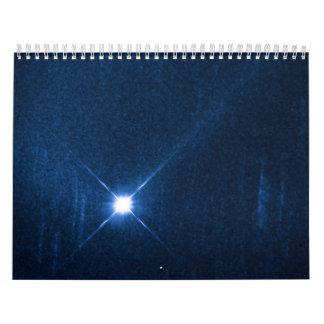 Suspected Asteroid Collision Calendars