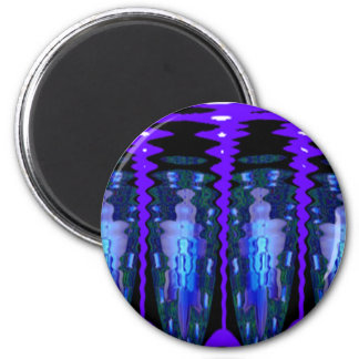 Suspended Animation 2 Inch Round Magnet